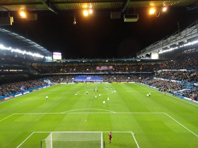 Cozy Stamford Bridge